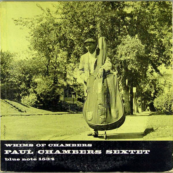 Paul Chambers - Chambers' Music: A Jazz Delegation From The East