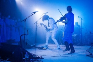 Jack White reveals disturbing footage from secret gig at The Vinyl Factory's 180 The Strand