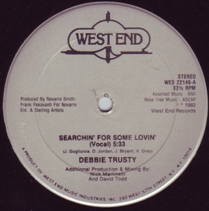 debbie trusty