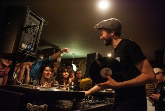 24 Hours Of Vinyl event and live broadcast takes on San Francisco