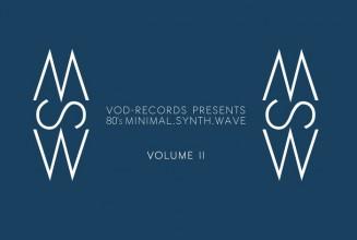 VOD release luxurious 12LP box set of super rare minimal wave