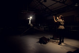 Listen to all four tracks spawned by Conrad Shawcross' dancing robot – The ADA Project