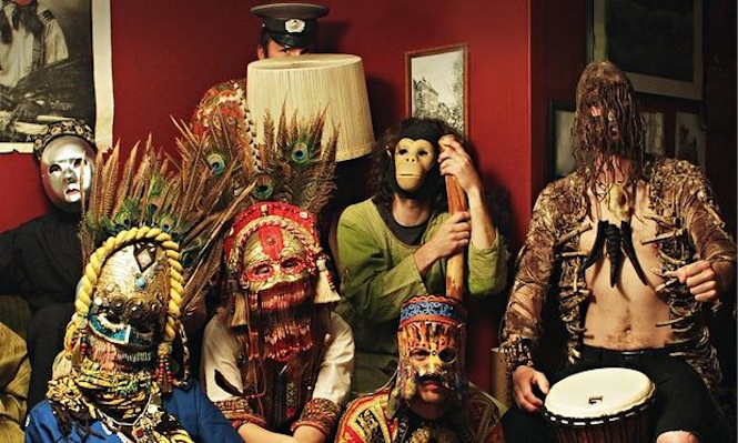 Swedish band Goat
