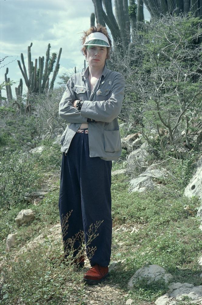 John Lydon in Jamaica
