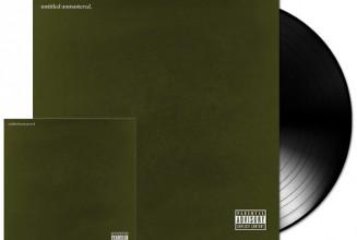 Signed vinyl copies of Kendrick Lamar's new album are now on sale