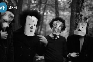 Listen to Fumaça Preta's fuzzed-up voodoo psych vinyl mix