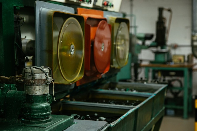 © The Vinyl Factory Vinyl Record Pressing Plant London.