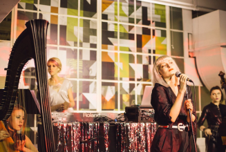 Kate Simko & London Electronic Orchestra launch new Tilted EP with intimate Soho show
