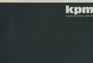 Reinterpreting KPM's iconic neutral record sleeves