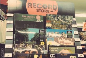 """Vinyl should not be """"elitist"""", says Sainsbury's"""