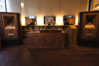 Five vinyl soundsystems bringing slow listening to London