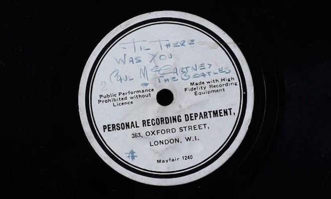 beatles-first-recording-auction-sold-775000