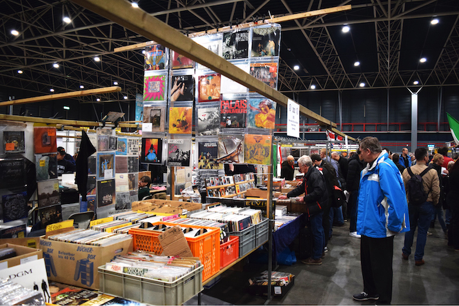 © The Vinyl Factory, Mega Record Fair Utrecht 2015, Photography Anton Spice