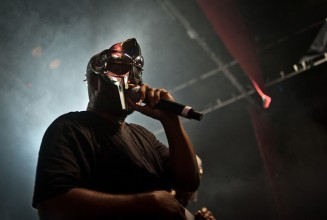 MF DOOM's <em>Live From Planet X</em> comes to vinyl for the first time