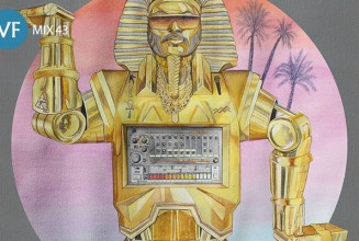 Egyptian Lover channels Kraftwerk on his new '80s electro mix