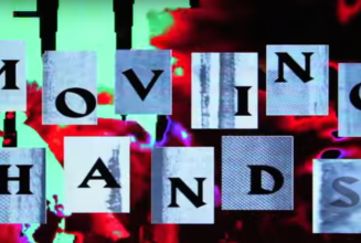 Watch the hyper charged video for Helena Hauff's remix of The Klinik's 'Moving Hands'