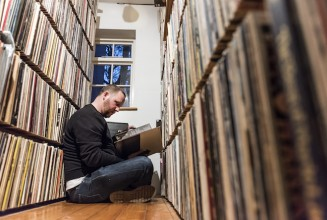 Inside the John Peel Archive with Mr. Thing and friends