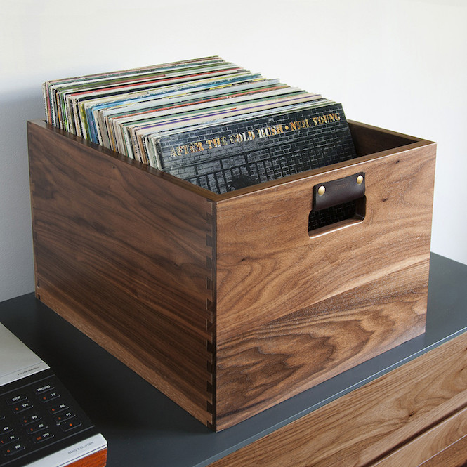 The 10 Best Record Crates And Boxes The Vinyl Factory