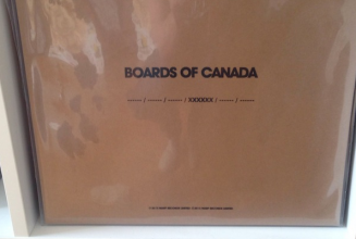 Meet the man who spent $4,500 on a Boards Of Canada promo