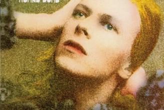 Super rare copy of David Bowie&#8217;s <em>Hunky Dory</em> up for auction
