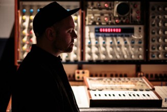 DJ Shadow releases new album <em>The Mountain Will Fall</em> on double vinyl