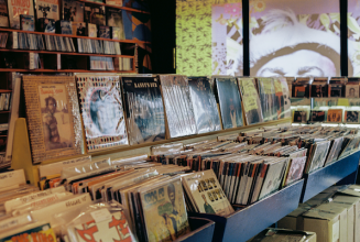 Streaming helps drive vinyl sales to new high