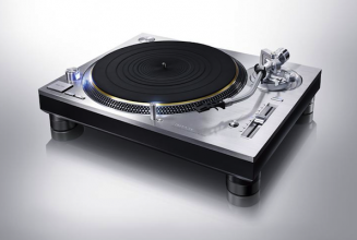 Technics reveals specs for new standard edition SL-1200G turntable