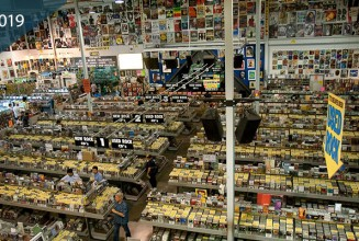 The world's best record shops #019: Amoeba Music, Los Angeles