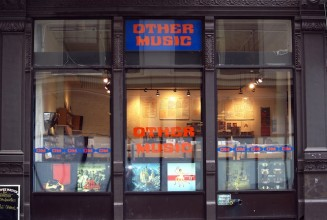 Much loved NYC record shop Other Music to close