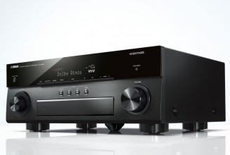 Stream vinyl around the home with Yamaha's new AV receiver