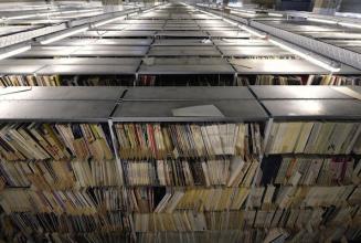 Explore this interactive guide to Radio France's massive record sale