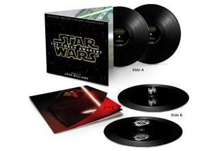 The new <em>Star Wars</em> soundtrack comes to vinyl with holograms