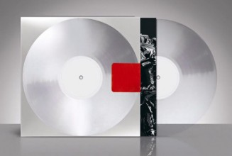 Unused vinyl design for Kanye West's <em>Yeezus</em> revealed