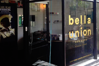 Bella Union has opened a record shop in Brighton