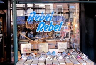 NYC institution Rebel Rebel Records to close after 28 years