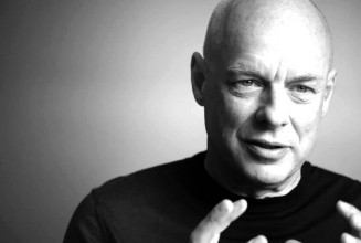 "Revolutionary music ""comes from below"" says Brian Eno"