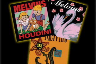 The Melvins to reissue three classic albums on vinyl via Third Man records