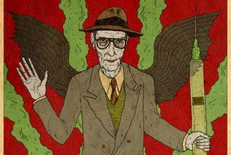 William S. Burroughs's forgotten <em>Let Me Hang You</em> LP finally gets vinyl release