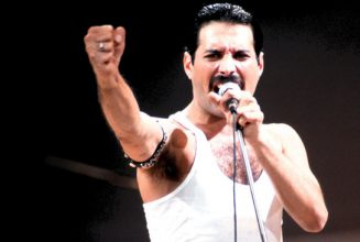 Freddie Mercury's solo singles collected in new vinyl box set