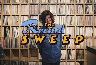 The Record Sweep: Watch San Proper try and spend £100 on vinyl in just 10 minutes