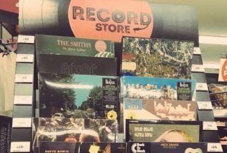 Sainsbury's is now the UK's biggest vinyl retailer