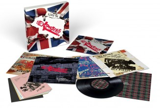 Sex Pistols to release <em>Live &#8217;76</em> box set