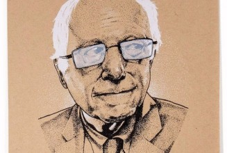 Bernie Sanders and Thurston Moore collaborate on limited edition vinyl