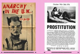 Provocative new book explores sex in punk