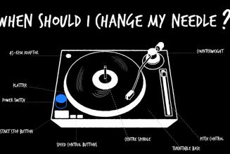Vinyl FAQ 01: When should I change my needle?