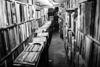 """Where records go to die"": Inside New York's infamous The Thing record store"
