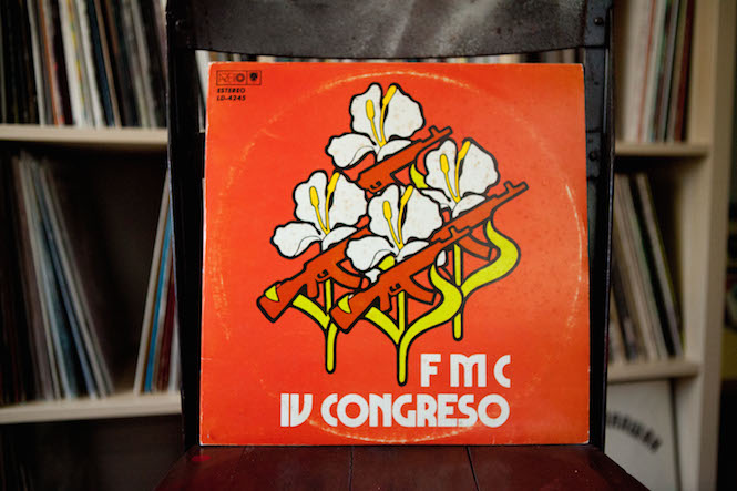 Sleeve design: uncredited. Various - FMC IV Congreso