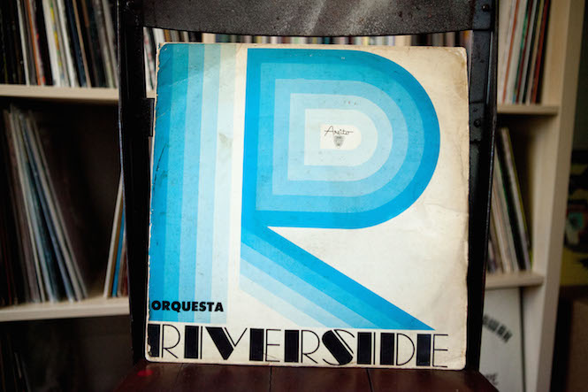 Sleeve design: Uncredited. Orquesta Riverside - Self-Titled