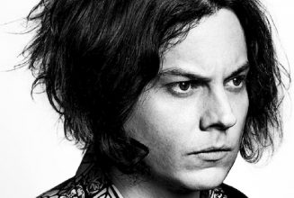 Is Jack White about to play a vinyl record in outer space?