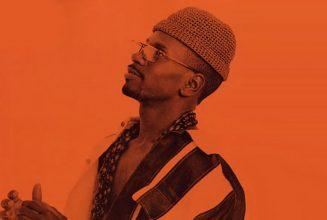 Larry Heard remixes Dâm-Funk on new 12″